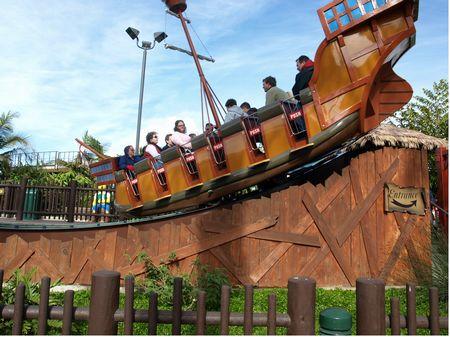 Photo of Captain Cranky's Challenge