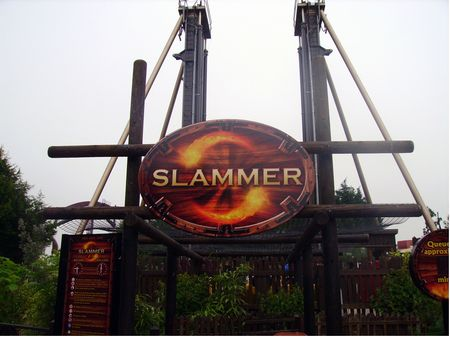 Photo of Slammer