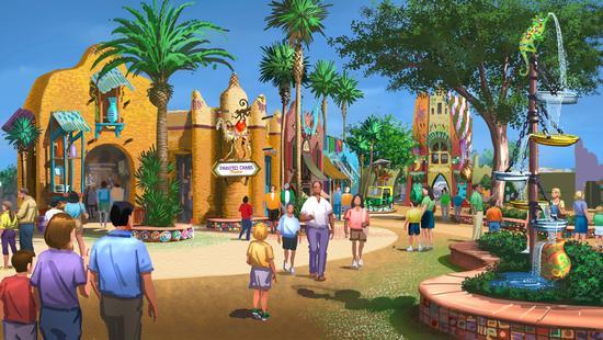 Busch Gardens Tampa Photo, From ThemeParkInsider.com