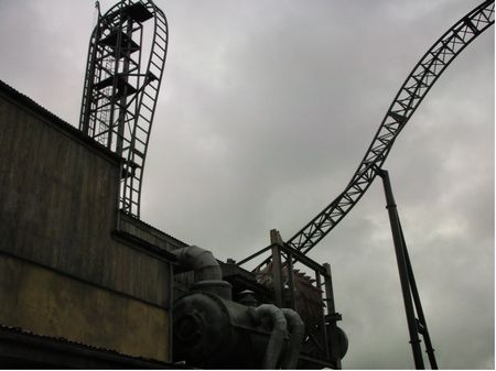 SAW - The Ride photo, from ThemeParkInsider.com