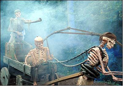 Howl-O-Scream photo, from ThemeParkInsider.com