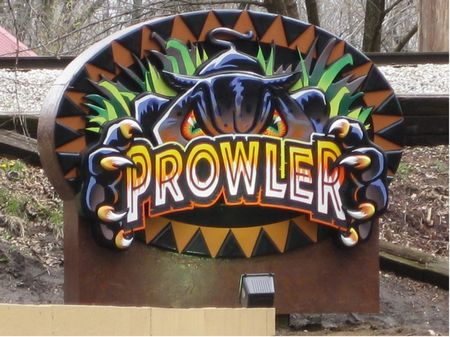 Prowler photo, from ThemeParkInsider.com