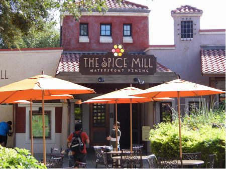 Spice Mill photo, from ThemeParkInsider.com