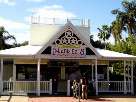 Captain Pete's Island Eats photo, from ThemeParkInsider.com