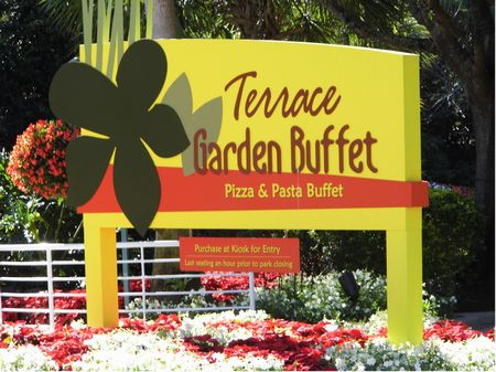 Terrace Garden Buffet photo, from ThemeParkInsider.com