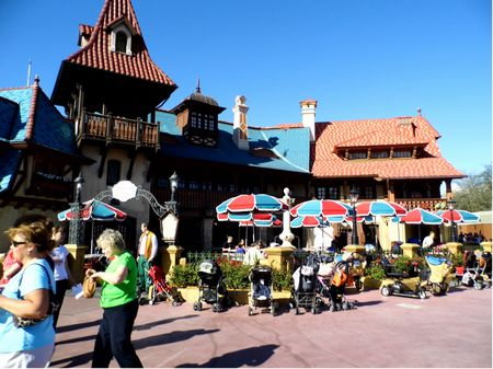 Pinocchio Village Haus photo, from ThemeParkInsider.com
