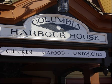 Columbia Harbour House photo, from ThemeParkInsider.com