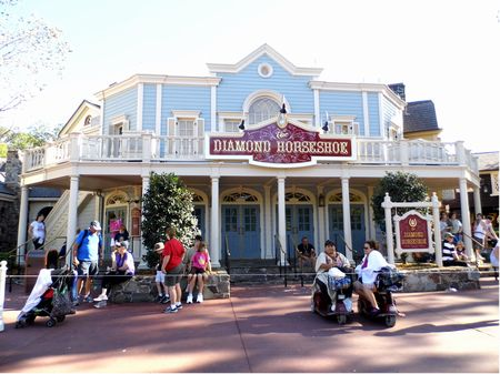 Diamond Horseshoe photo, from ThemeParkInsider.com