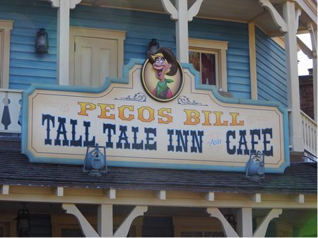 Pecos Bill Tall Tale Inn and Cafe photo, from ThemeParkInsider.com