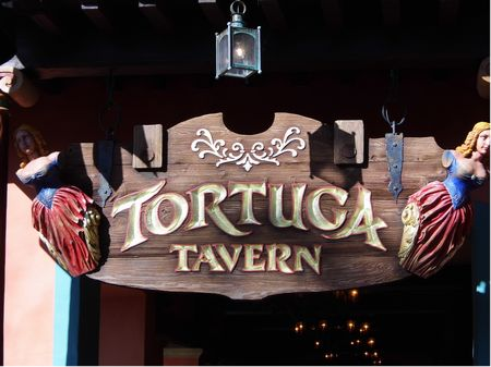 Tortuga Tavern photo, from ThemeParkInsider.com