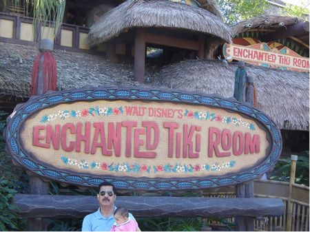 Enchanted Tiki Room photo, from ThemeParkInsider.com