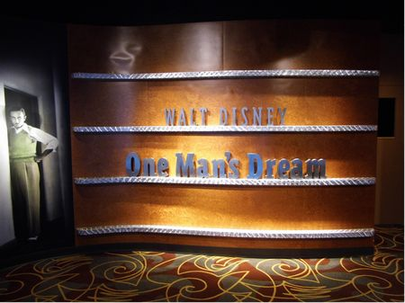 Walt Disney: One Man's Dream photo, from ThemeParkInsider.com