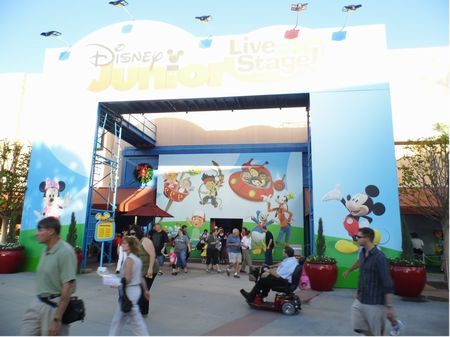 Disney Junior: Live on Stage photo, from ThemeParkInsider.com