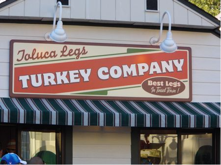 Toluca Legs Turkey Co photo, from ThemeParkInsider.com
