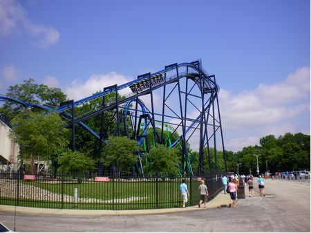 Six Flags Over Georgia photo, from ThemeParkInsider.com