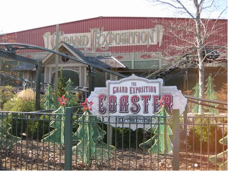 Photo of The Grand Exposition Coaster