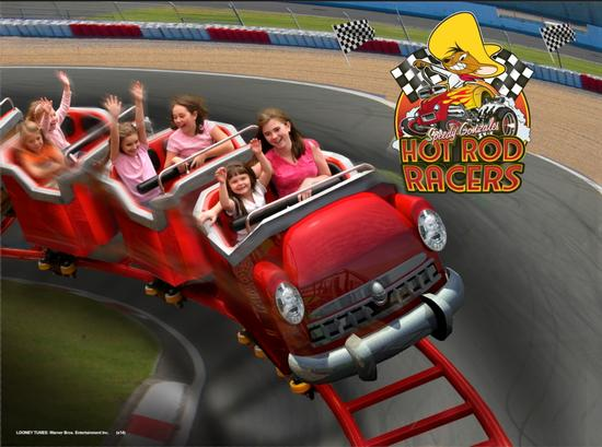 Speedy Gonzales Hot Rod Racers