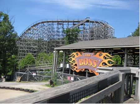 Photo of Six Flags St. Louis