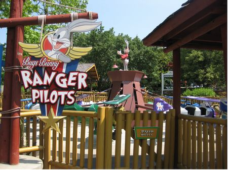 Photo of Bugs Bunny Ranger Pilots