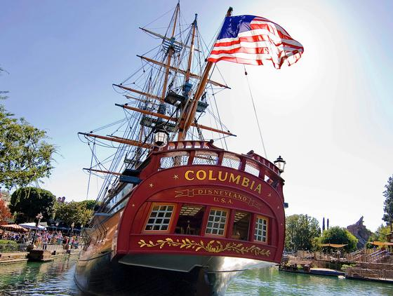 Photo of Sailing Ship Columbia