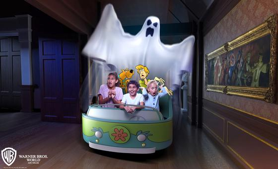 Photo of Scooby-Doo The Museum of Mysteries