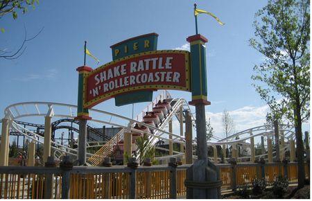 Shake, Rattle 'n' Rollercoaster