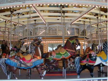 The Riverview Carousel