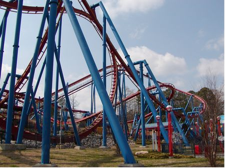 Superman - Ultimate Flight photo, from ThemeParkInsider.com