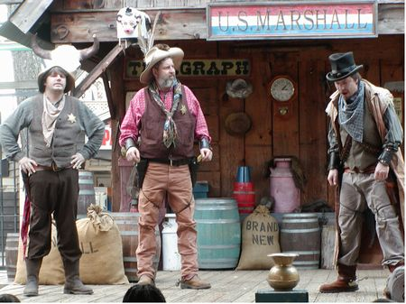 Photo of Wild West Comedy Gunfight Show