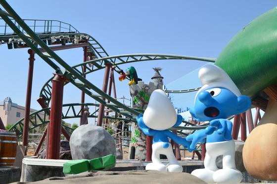 Photo of Smurfs Village Express