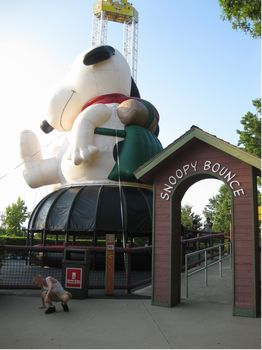 Photo of Snoopy Bounce