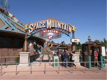 space mountain mission 1 - photo #1