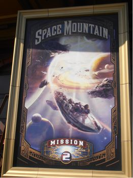 Space Mountain: Mission 2 photo, from ThemeParkInsider.com