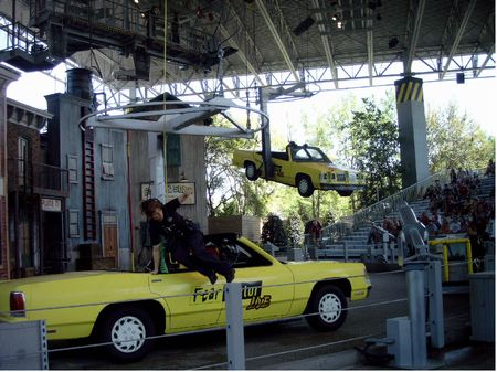 Fear Factor Live photo, from ThemeParkInsider.com