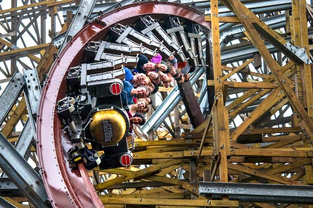 Photo of Steel Vengeance