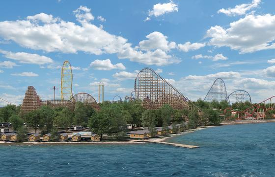 Cedar Point photo, from ThemeParkInsider.com