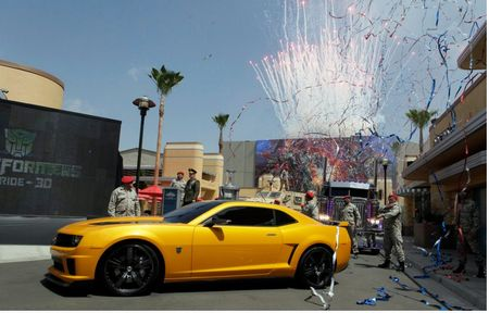 Transformers The Ride 3D Photos  Transformers Th...
