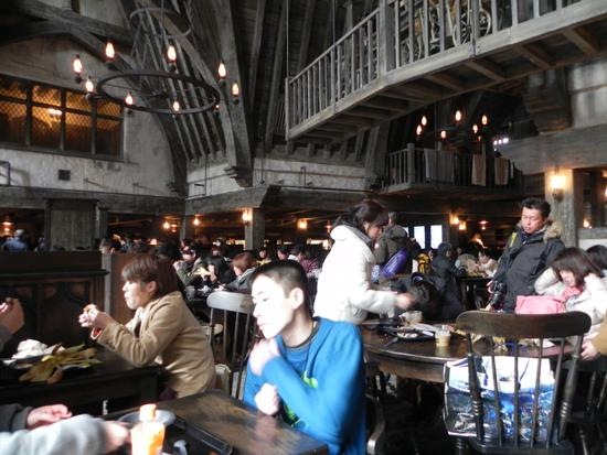 Photo of The Three Broomsticks