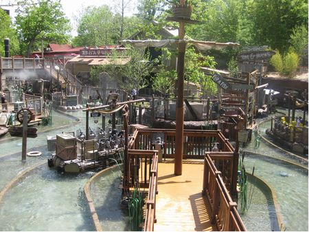 Photo of Tom and Huck's River Blast