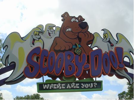 Scooby-Doo's Haunted Mansion photo, from ThemeParkInsider.com