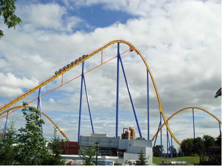 Toronto, Ontario, Kanada – The Behemoth, Wonderland Park
