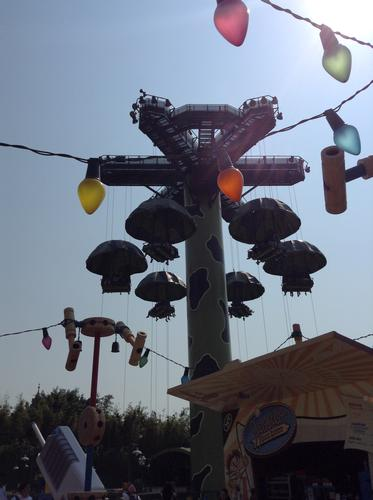 Photo of Toy Soldier Parachute Drop