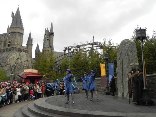 Tri-Wizard Spirit Rally