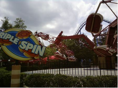 Photo of Triple Spin