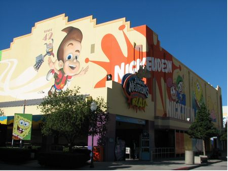 Photo of Jimmy Neutron's Nicktoon Blast