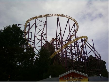 Photo of Volcano: The Blast Coaster