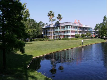 Disney's Port Orleans - French Quarter Resort photo, from ThemeParkInsider.com