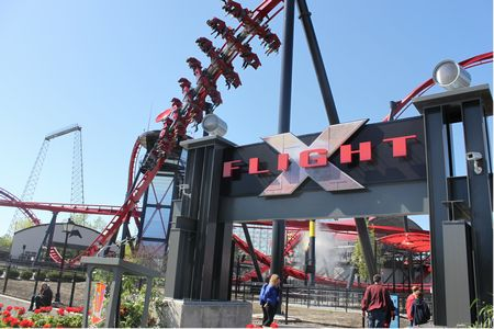 Photo of X-Flight
