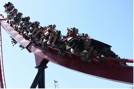 X-Flight photo, from ThemeParkInsider.com