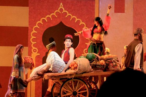 Photo of Aladdin